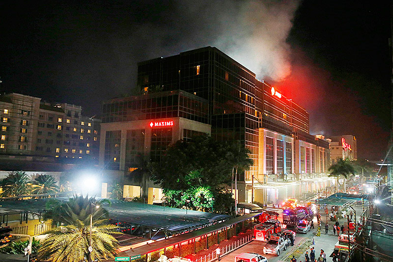Schüsse in Hotelanlage in Manila - Polizei sucht nach Bewaffnetem
