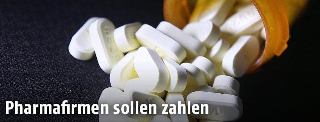 Oxycodone-Tabletten