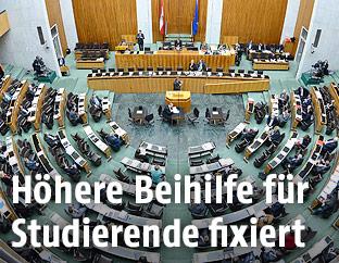 Plenum des österreichischen Nationalrats