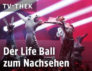 Eindrücke vom Life Ball 2017