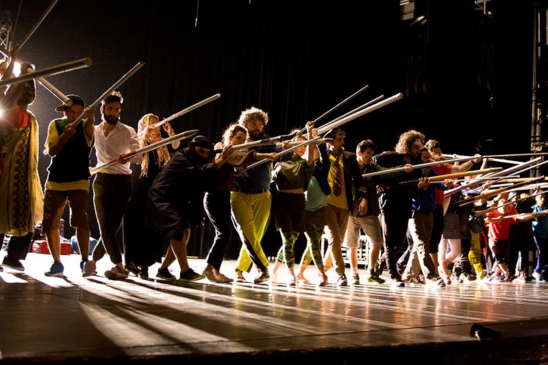 """Foto von """"Traiskirchen. Das Musical"""""""