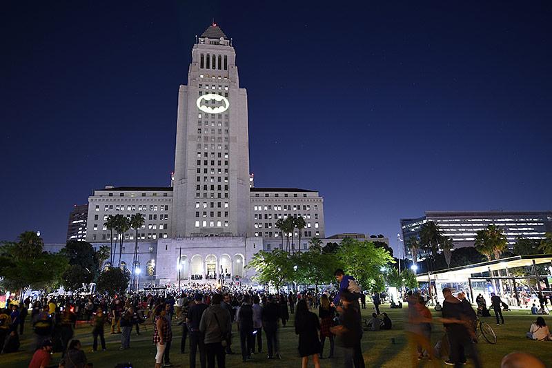 Batman-Tribute in Los Angeles