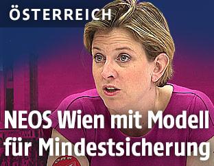 NEOS-Klubobfrau Beate Meinl-Reisinger