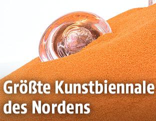"""Installation auf der """"Momentum""""-Biennale im norwegischen Moss"""