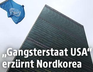 UNO-Hauptquartier in New York City