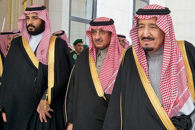 Saudi-Arabien steht vor Umbruch -ORF.at