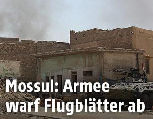 Kampf um Mossul