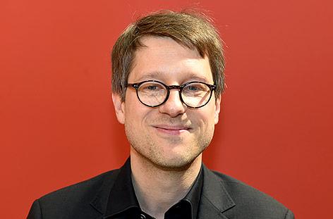 Lyriker Jan Wagner