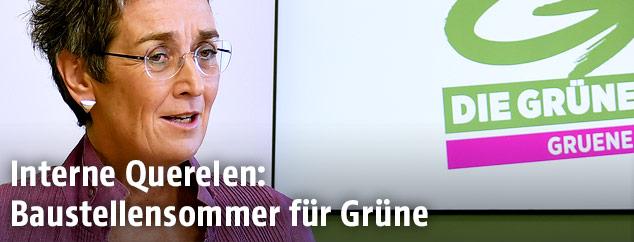 Ulrike Lunacek, Grüne-Spitzenkandidatin für die Nationalratswahl