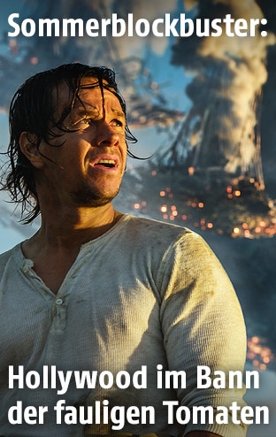 """Mark Wahlberg als Cade Yeager in """"TRANSFORMERS: THE LAST KNIGHT"""""""