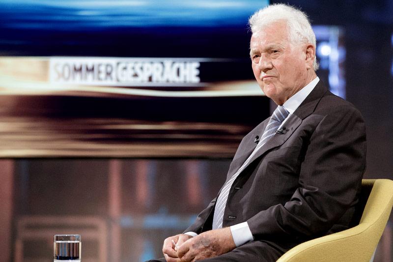 Team Stronach-Bundesparteiobmann Frank Stronach