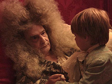 """Szene aus """"Der Tod von Ludwig XIV"""""""
