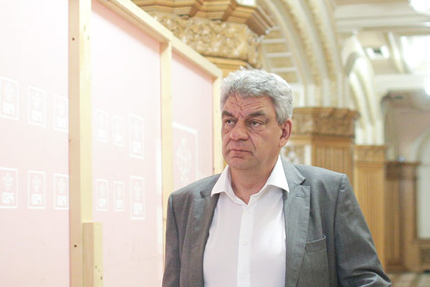 Der designierte rumämische Premier Mihai Tudose