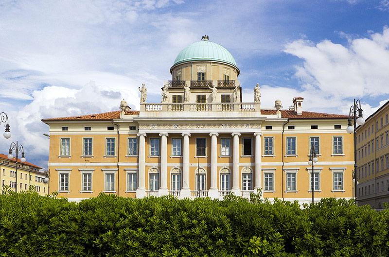 Palazzo Carciotti in Triest