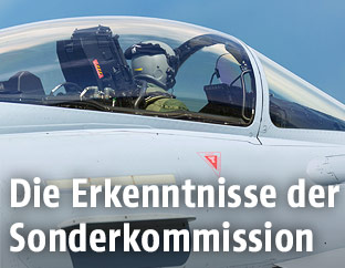 Eurofighter-Cockpit