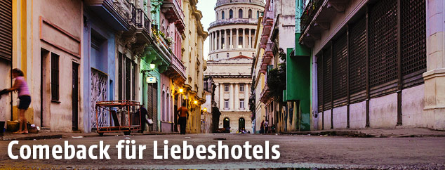 Stadtansicht von Havanna