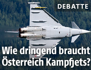 Eurofighterkampfjet