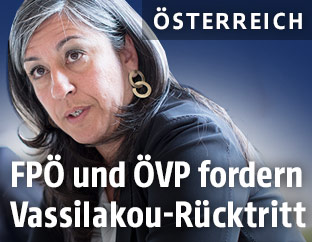 Planungsstadträtin Maria Vassilakou (Grüne)