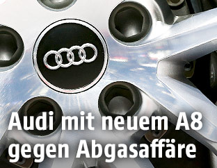 Audi-Felgen