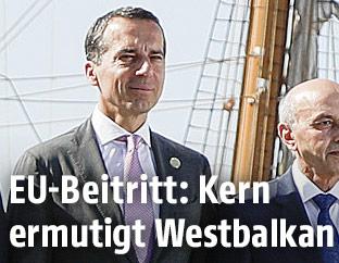 Bundeskanzler Kern