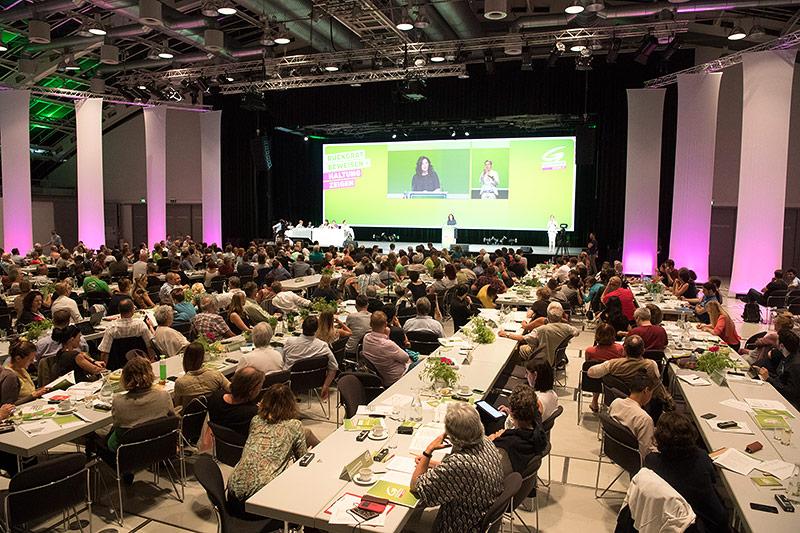 Bundeskongress der Grünen