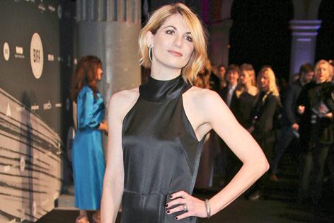 Die britische Schauspielerin Jodie Whittaker