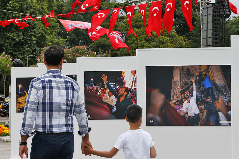 Ein Jahr nach dem Putschversuch in der Türkei: Das hat sich verändert