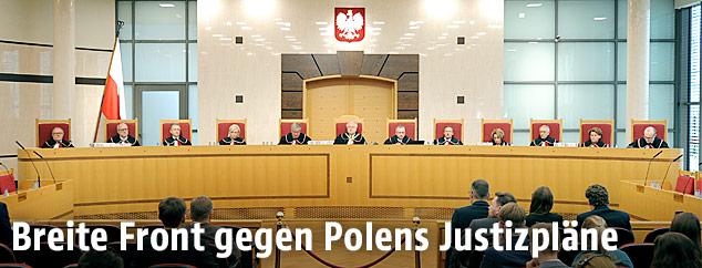 Verfassungsgericht in Polen