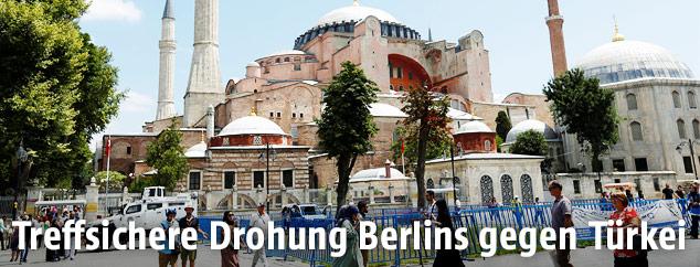 Hagia Sophia in der Türkei