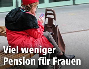 Pensionistin