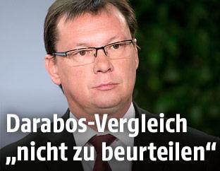 Ehemaliger Verteidigungsminister Norbert Darabos