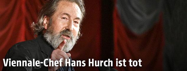Viennale-Direktor Hans Hurch