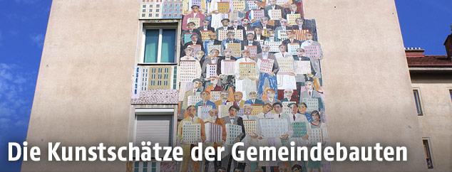 Kunst am Gemeindebau