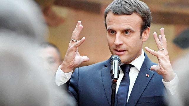 """Macron plant """"Hotspots"""" in Libyen"""