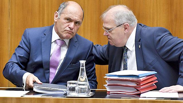 SPÖ-Nein lässt Wogen in ÖVP hochgehen