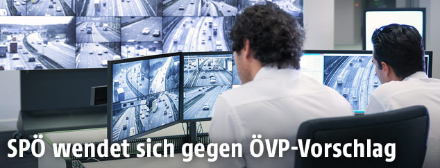 Überwachungszentrale