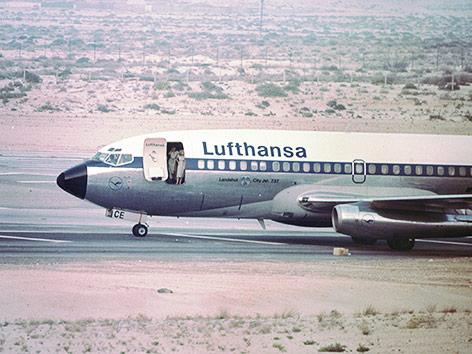 Jahre nach der Entführung der Lufthansa-Maschine | So kommt die Landshut