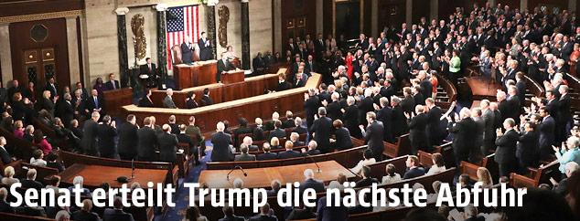 US-Senatskammer