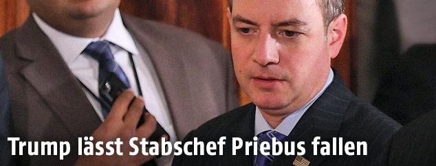 Reince Preibus (Ex-Stabschef im Weißen Haus)