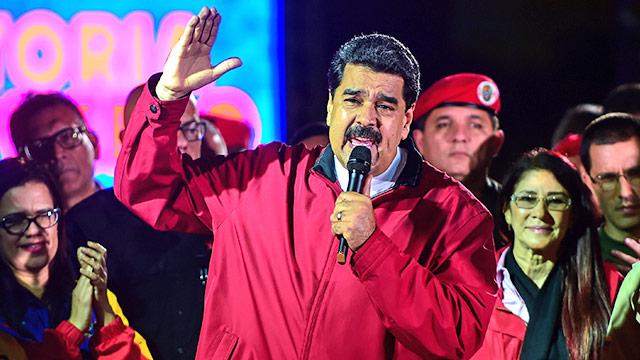"""USA frieren """"Diktator"""" Maduros Vermögen ein"""