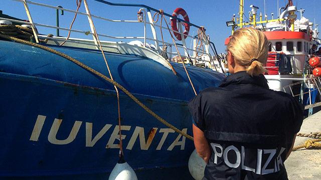 NGO-Schiff vor Lampedusa beschlagnahmt