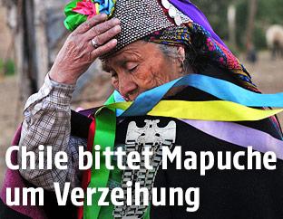 Mapuche-Heilerin