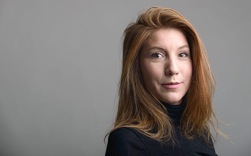 Vermisste swedische Journalistin Kim Wall