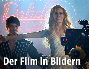 """Szene aus dem Film """"Dalida"""""""