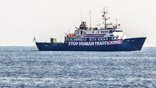 Rechtsextreme hängen in Mittelmeer fest