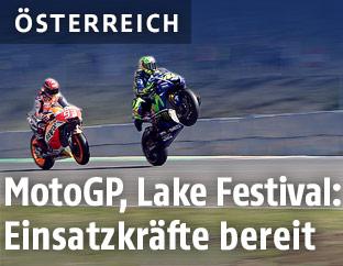 Moto-GP-Fahrer