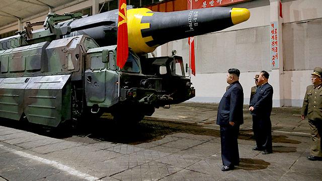 Nordkorea präzisiert Angriffspläne