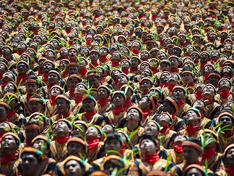 Tänzer in Indonesien