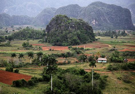 Vinales Tal in Kuba