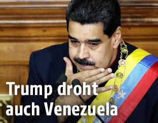 Venezuelas Präsident